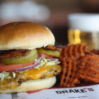 Dine & Dash at Drake's on Black Friday – Spend any dollar amount on food and receive a voucher for a matching amount!