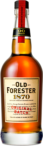 Old Forester 1870 Straight Bourbon 750ml