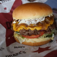 Lexington Burger Week at Drake's