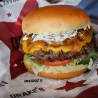 Burger Week at Drake's
