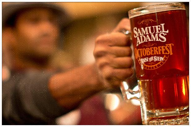 Drake's Sam Adams