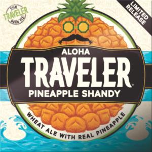 aloha pineapple traveler