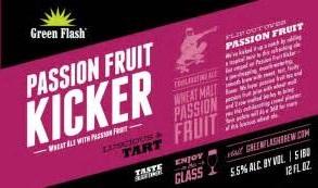 green flash passion fruit kicker drakes
