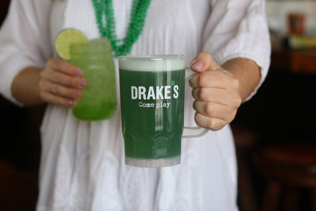 Drake's Green Beer